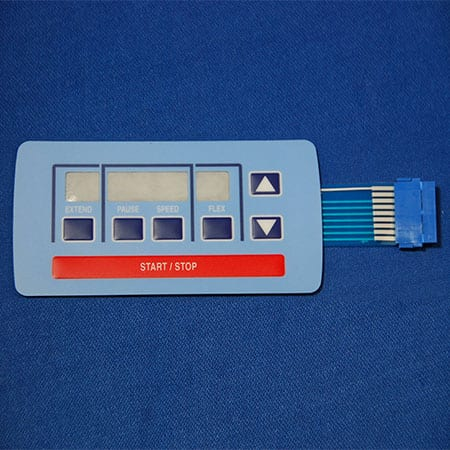 12573 Danninger Membrane Switch