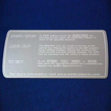 17056 Danninger Pendant Label