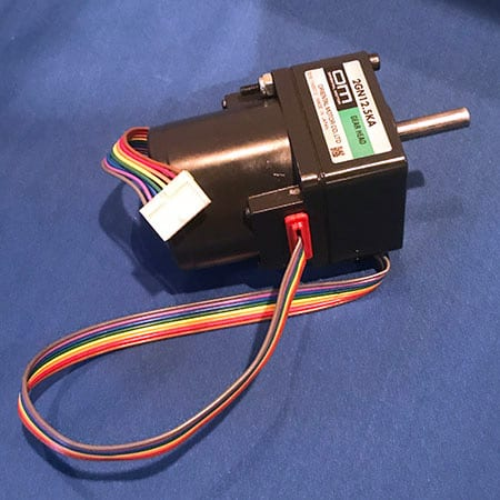 J2054 MOTOR AND GEARBOX OPTIFLEX